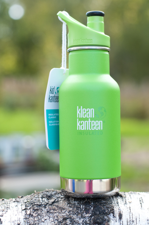 Klean Kanteen Kids (Insulated) 355 ml (vihreä)