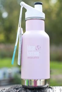 Klean Kanteen Kids (Insulated) 355 ml (vaaleanpunainen)