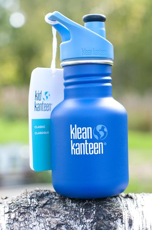 Klean Kanteen Kid Classic 355 ml (sininen)