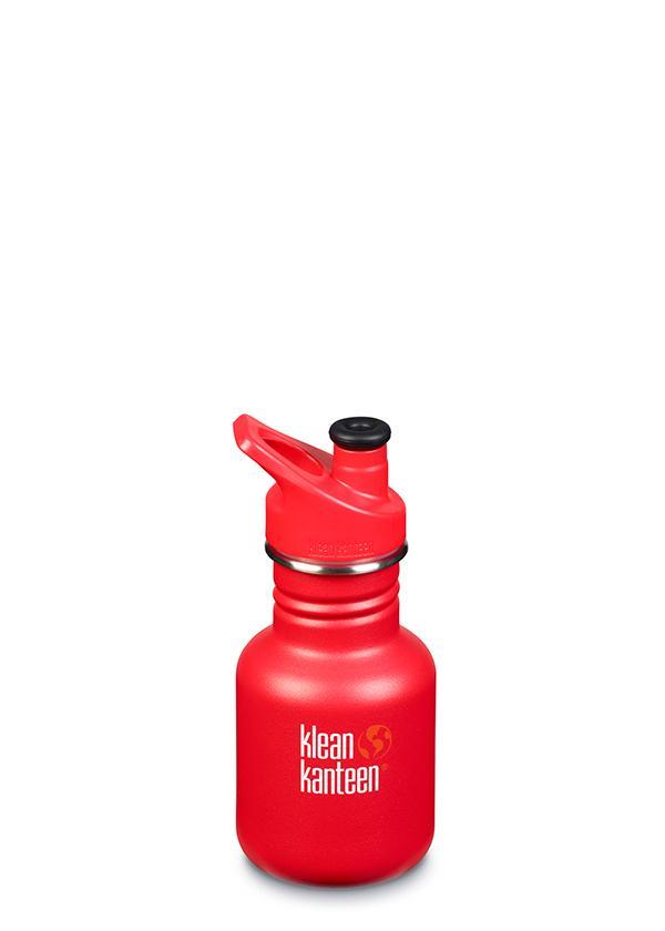 Klean Kanteen Kid Classic 355 ml (kirkkaanpunainen)
