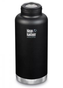 Klean Kanteen TK Wide (insulated) 1900 ml musta