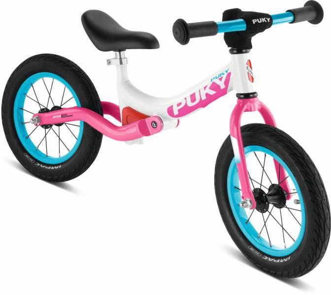 Puky LR Ride pink (fri frakt)