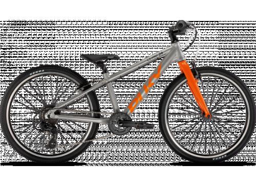 "Puky LS-Pro 24"" 8-vaihteinen silver/orange"