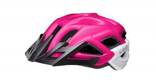 KED Status Jr S (49-55cm) pink/svart
