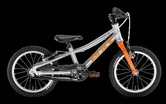 Puky S-pro 16-1 silver/orange