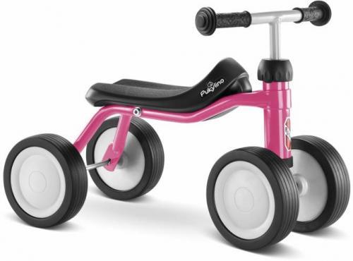 Rosa Puky balanscykel för de allra minsta