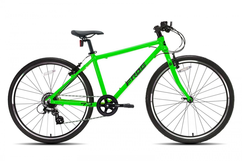 Frog 73 vihreä (neon green)