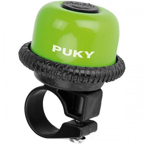 Puky soittokello vihreä (potkupyörät, potkulaudat)