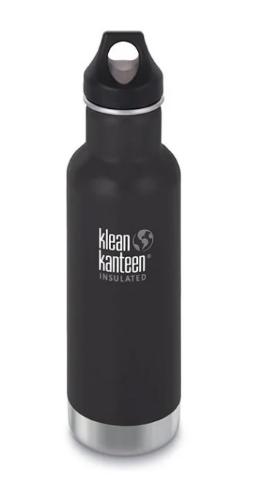 Klean Kanteen Classic (Insulated) 592 ml (black)