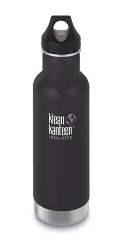 Klean Kanteen Classic (Insulated) 592 ml (black)