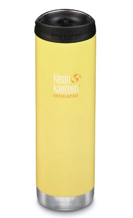 Klean Kanteen TKWide 592 ml (gul)