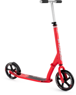 Puky SpeedUs One punainen