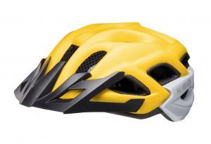KED Status Jr M 52-59cm keltainen/musta
