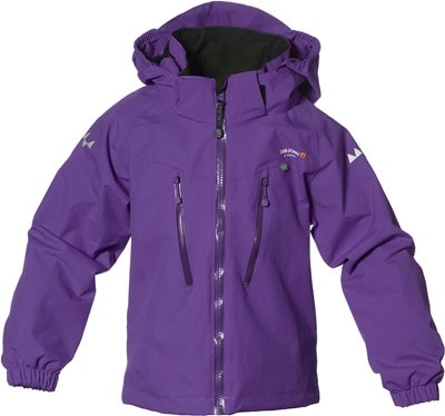 STORM Jacket purple 158/164