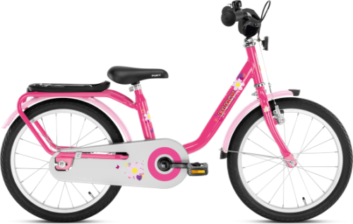 "Puky Z8 18"" Pink"