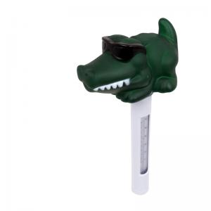 Alligator pooltermometer