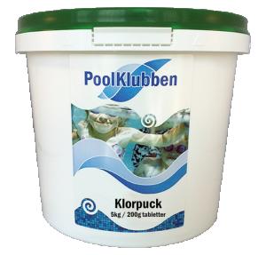Klorpuck 5 kg / 200g