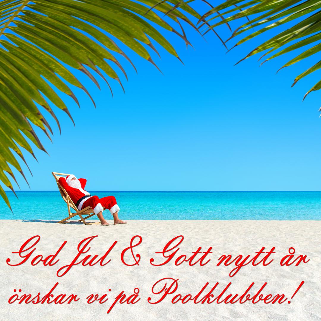 Vi önskar er alla en riktigt skön jul!