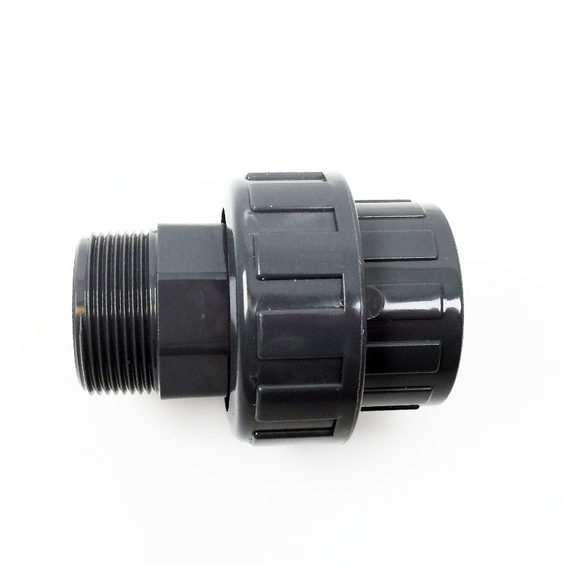 """PVC Skruvanslutning 50mm - 1½"""""""