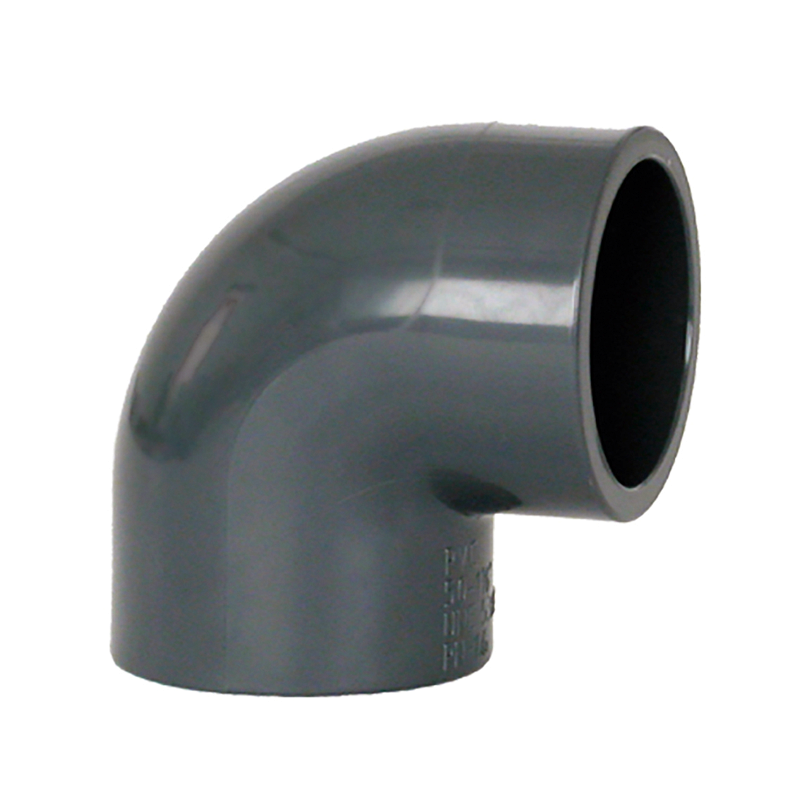 PVC Vinkel 90° 50mm