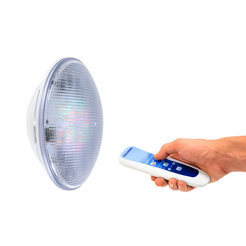 LumiPlus 1.11 RGB LED PAR56 Lampa med fjärrkontroll