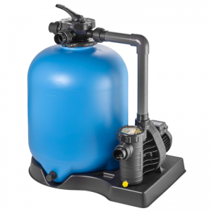 Speck Aqua Vario Plus pump med Aquatehnix sandfilter 500 kit