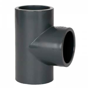 PVC T-koppling 90° 50mm