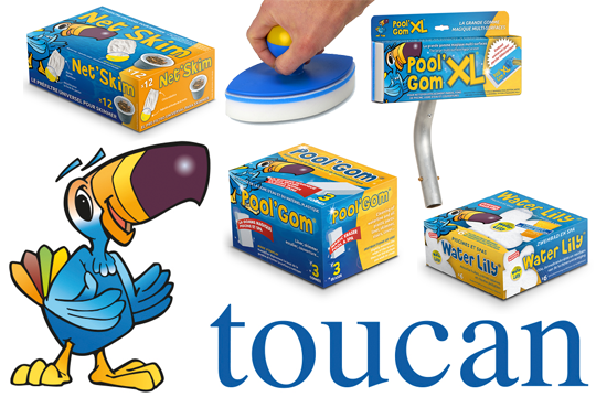 Alla Toucan produkterna under egen kategori!