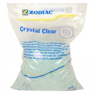 Zodiac Crystal Clear Glas grov 15 kg 1 - 3
