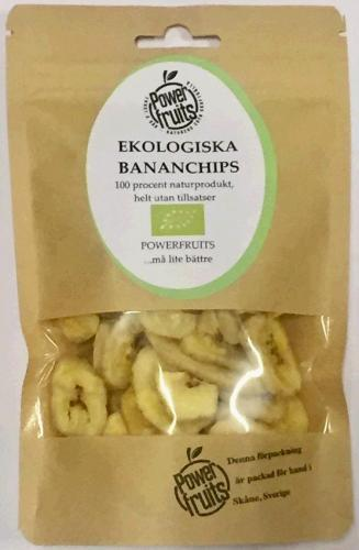 BANANCHIPS, 250gr (EKO)