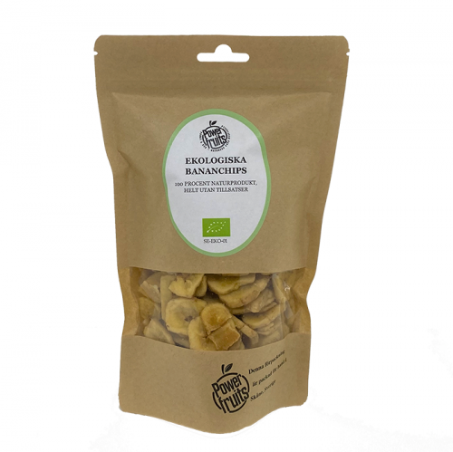 BANANCHIPS, 500gr (EKO)