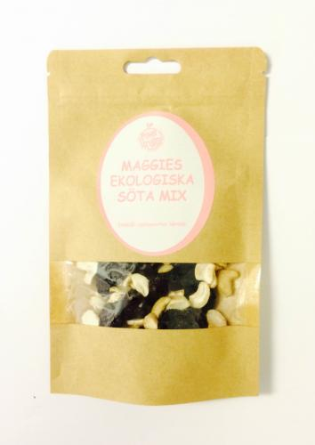 MAGGIES EKOLOGISKA SÖTA MIX, 60gr (EKO, RAW)