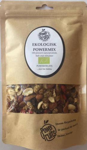 POWERMIX, 500gr (EKO, RAW)