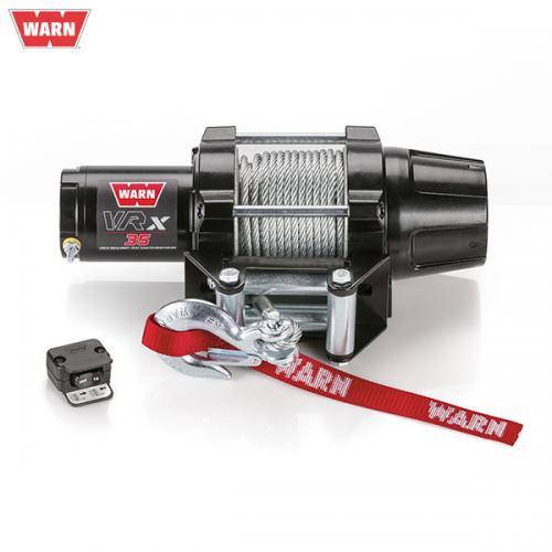 WARN ATV VINSCH VRX 35