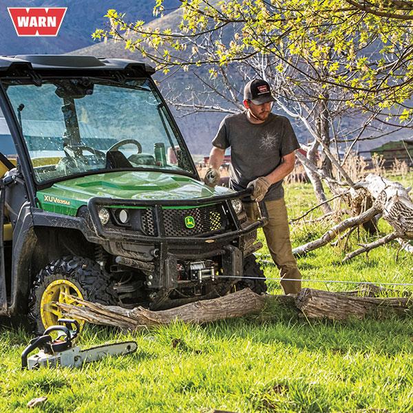Vinsch från Warn ATV, Vinsch VRX 45-S