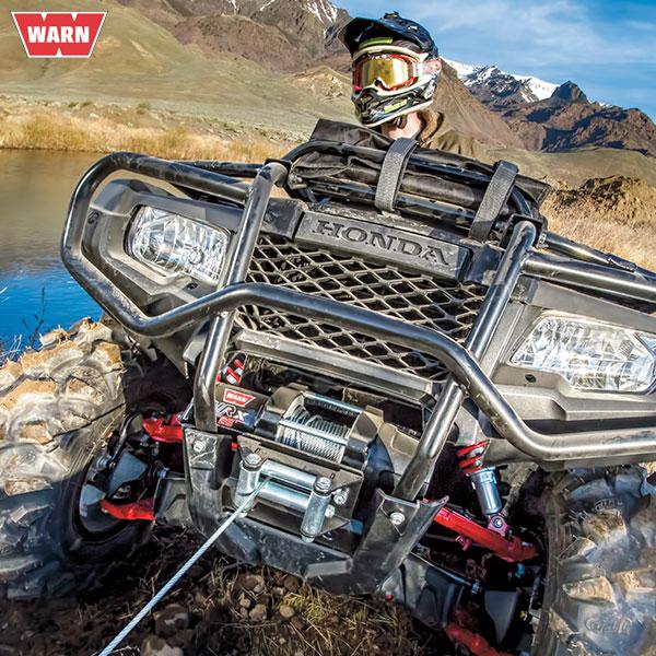 Köp vinsh från Prestandabelysning.se Warn ATV, VRX 45-S