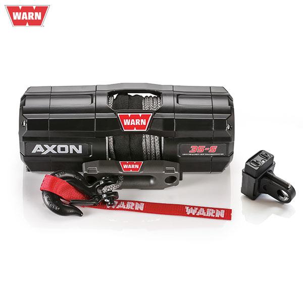 WARN ATV VINSCH AXON 35-S