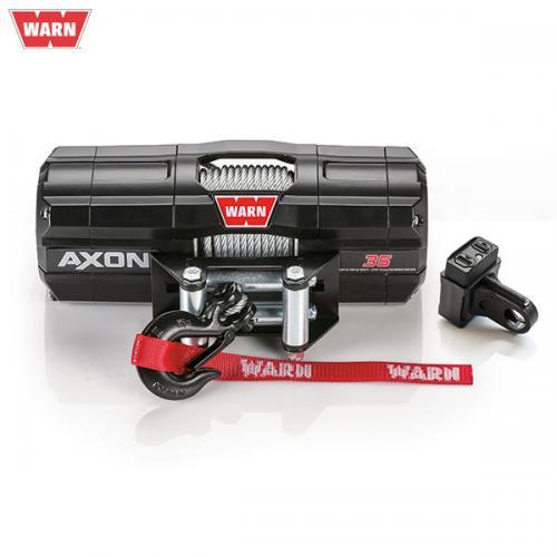 WARN ATV VINSCH AXON 35