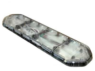 Blixtljusramp 22x6-LED Axixtech Legion 1372x331x59mm - ECE R65 Godkänd