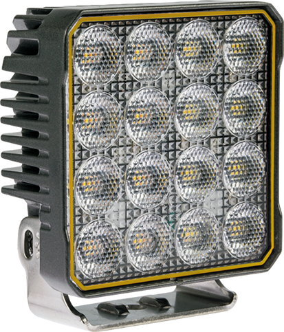 BullBoy 90W, inbyggt blixtljus