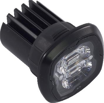 Blixtkula LED F16 Gul