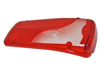 Scania HE Reservglas för Artikelnr: 310-85041, 310-85044 400x160mm