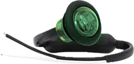 Positionsljus 181GME  Grön