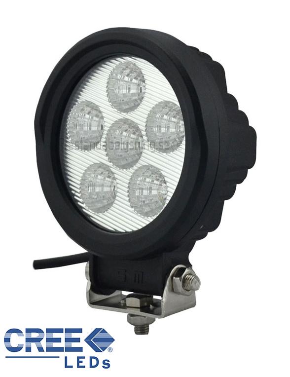 18w Gen2 Cree LED arbetslampa
