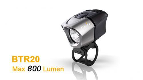 Fenix BTR20 - Laddbar LED cykellampa