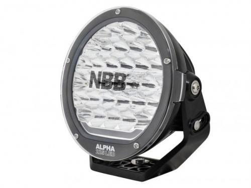 Extraljus av märket NBB Alpha 225 Pro LED med positionsljus