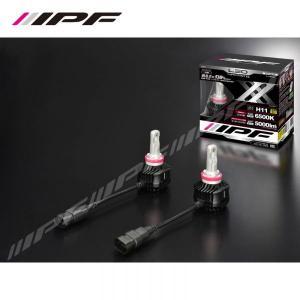 IPF HB3 / HB4 6500K 28W 12V/24V LED-Konvertering