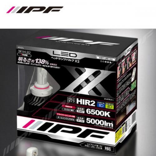IPF HIR2 6500K 28W 12V/24V LED-Kovertering