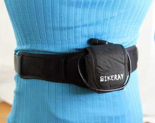 BikeRay batteribälte / midjeväska