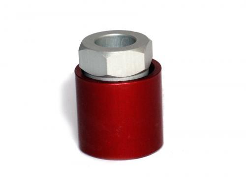 Locex stöldskyddsmutter M10 för extraljus
